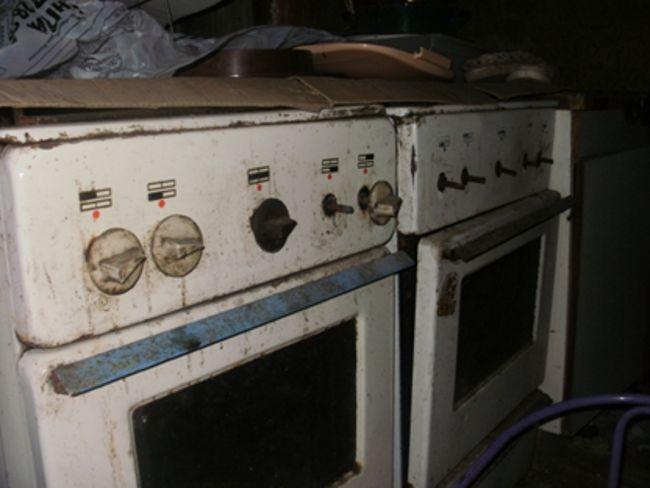 газовые плиты на утилизации