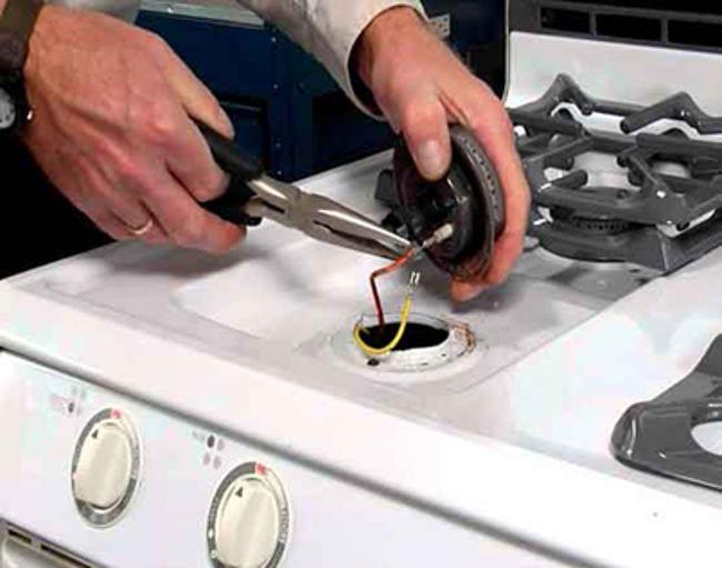 утилизация электроплиты