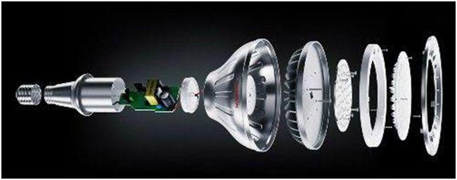 конструкция лампочек
