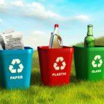 рециклинг отходов разного вида