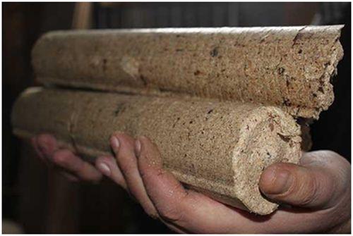 брикеты из отходов древесины
