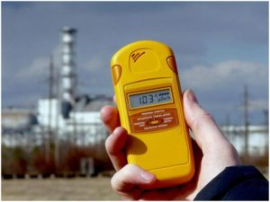 измеритель радиации