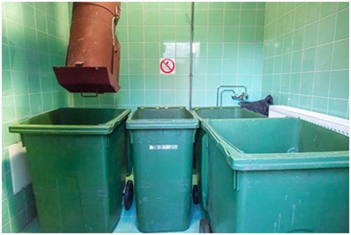 камера для отходов