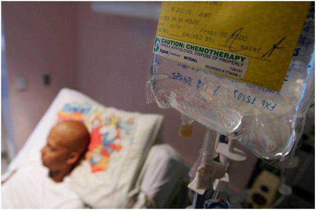 отделение химиотерапии