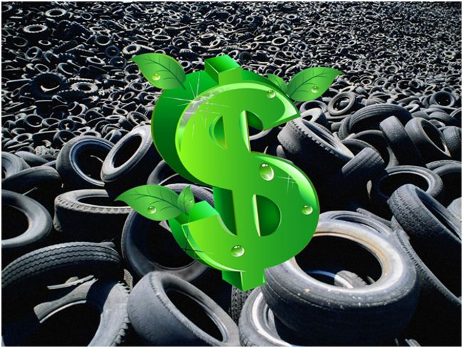прибыльная переработка шин