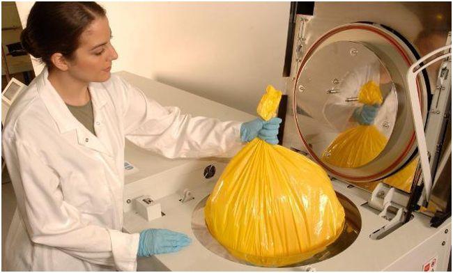 утилизация мед отходов