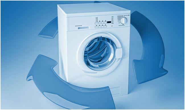 переработка стиральных машин
