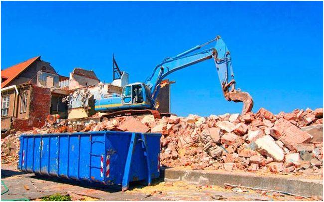 к какому классу опасности относится строительный мусор