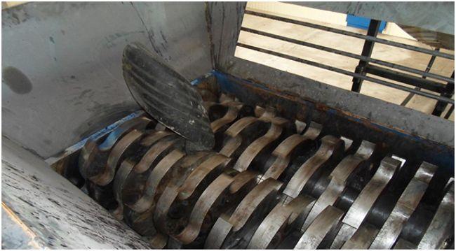 шредер для шин