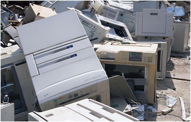 отходы бытовой техники