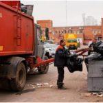 вывоз мусора из баков