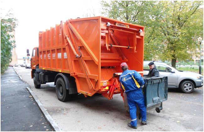 вывоз отходов