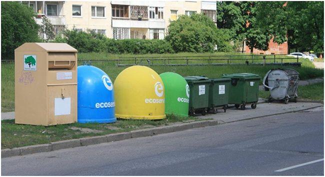 эко контейнеры