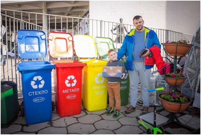Вопросы по переработке мусора