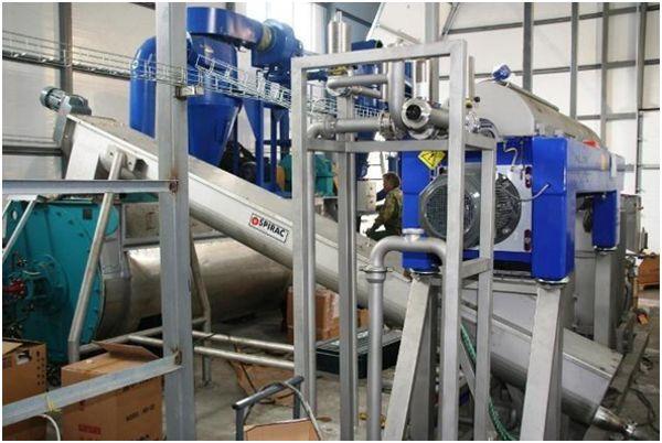 оборудования для переработки рыбьих отходов