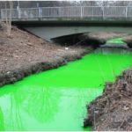 отравленная река