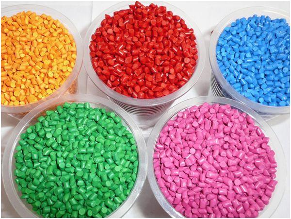 пластиковые гранулы