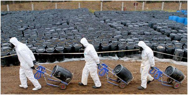 работа с токсичными веществами