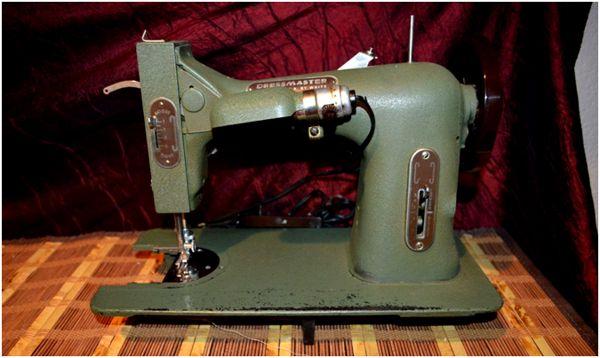 швейная машинка дрессмастер
