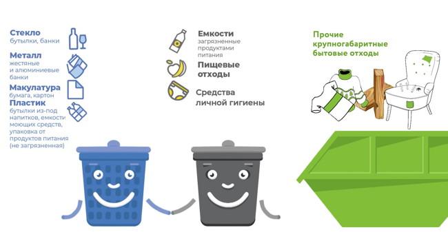 цвета контейнеров в россии